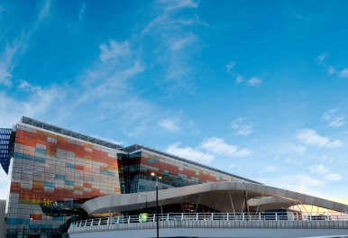 Zvartnots International Airport